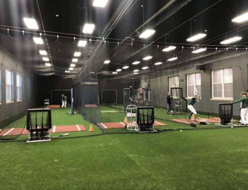 UNC Charlotte Baseball Complex