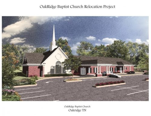 Oak Ridge Baptist Church